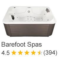 Barefoot Spas Reviews 57LB